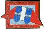 Windriders Kite Festival 2000 pin - Courtesy Ron Miller